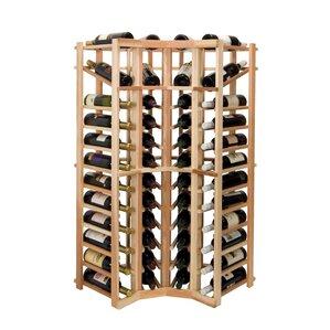 Vintner Series 44 Bottle Floor Wine Rack by Wine Cellar Innovations