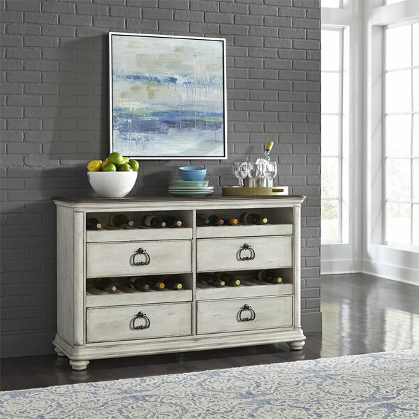 Gilbert Wine Sideboard by August Grove August Grove