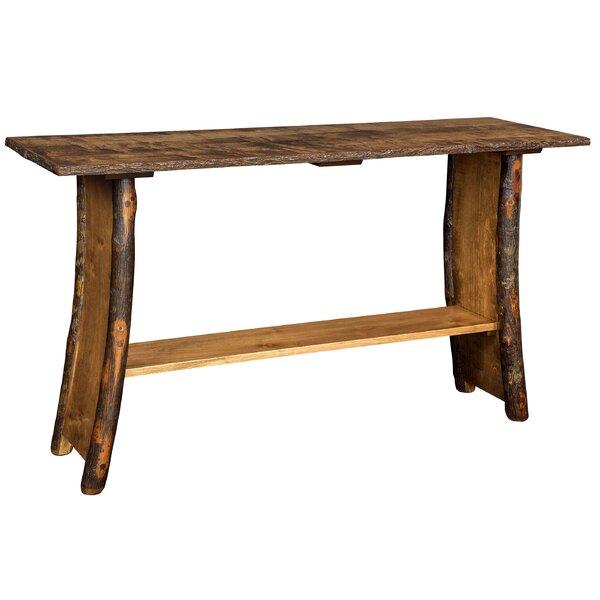 Raby Bendwood Console Table by Loon Peak
