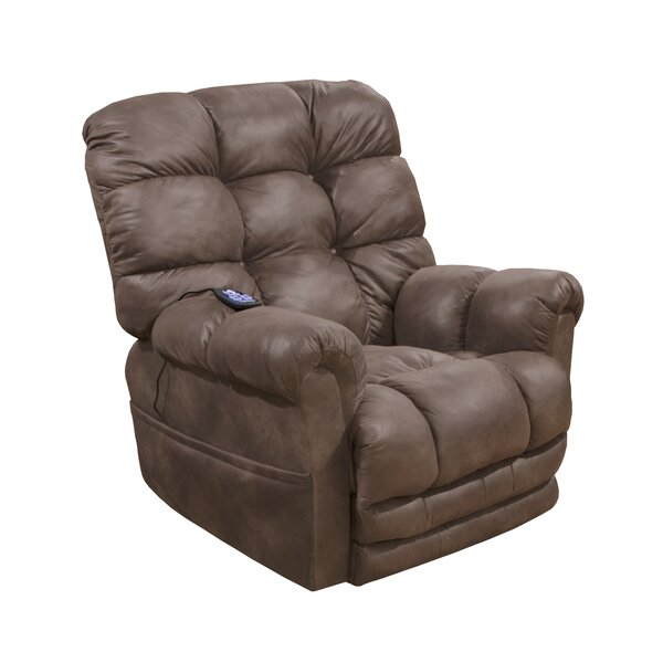 Oliver Power Lift Assist Recliner by Catnapper