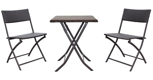 Catalina 3 Piece Bistro Set By International Caravan
