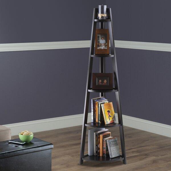 Blevens Corner Unit Bookcase by Latitude Run
