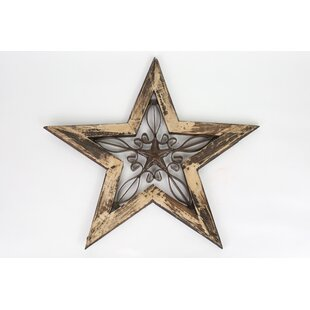 Texas Star Wall Décor