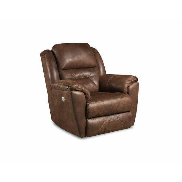 Pandora Manual Rocker Recliner by Southern Motion