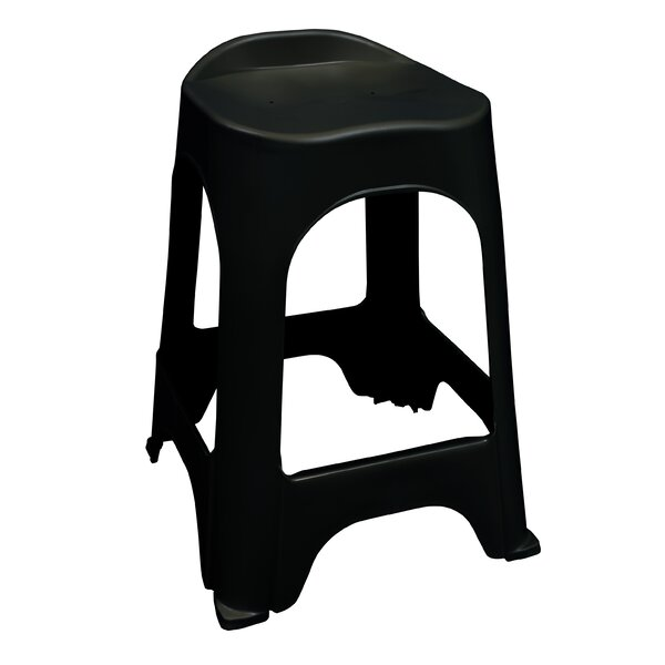 23 Patio Bar Stool (Set of 2) by Symple Stuff