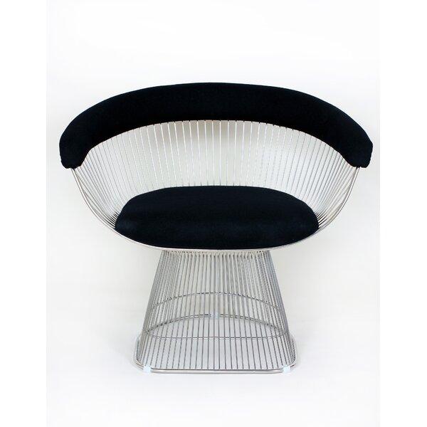 Bridgnorth Barrel Chair by Everly Quinn Everly Quinn