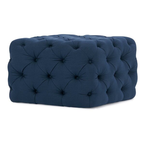 Thorin Tufted Pouf by House of Hampton