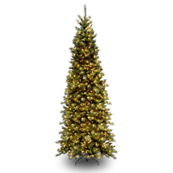 pretty nice 22e29 c404a Slim Christmas Trees You'll Love in 2019 | Wayfair