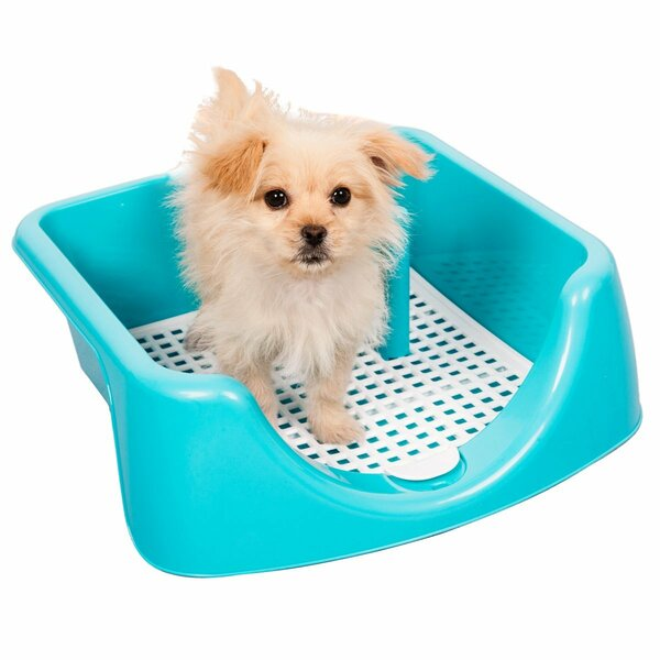 High Fence Dog Training Tray With Post Included By Favorite.
