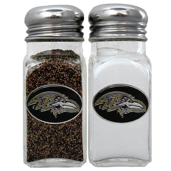 NFL 2 Piece Salt and Pepper Shaker Set by Siskiyou Gifts