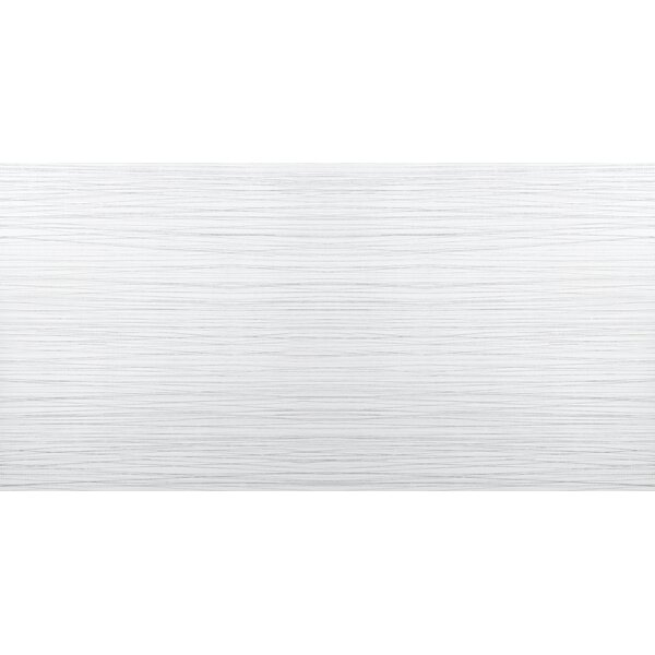Thread 12 x 24 Porcelain Field Tile in White by Emser Tile