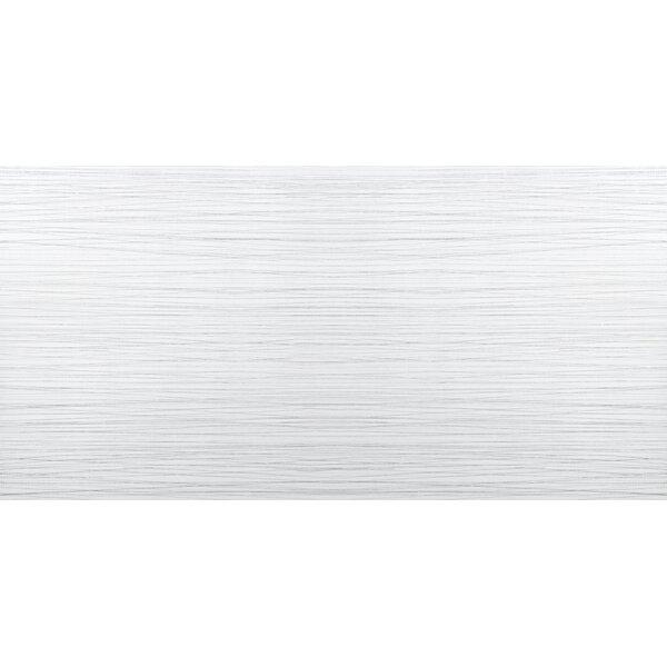 Thread 12 x 24 Porcelain Field Tile in White by Emser Tile