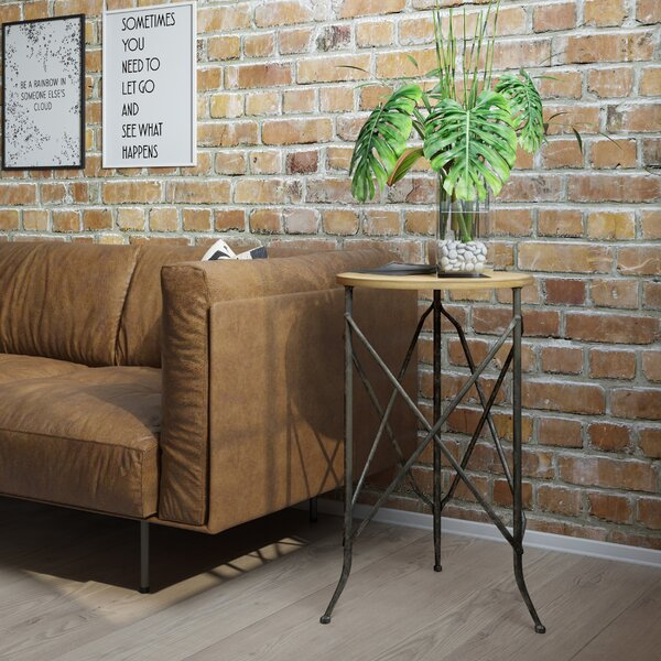 Towerside End Table by Williston Forge