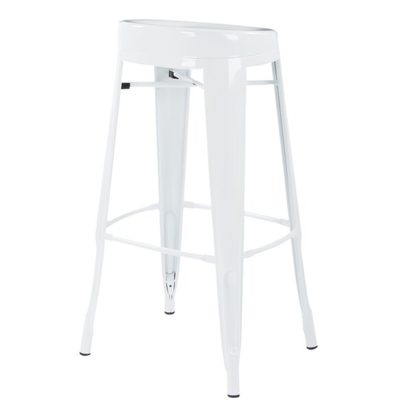 Melnick 30 Barstool (Set of 4) by Williston Forge