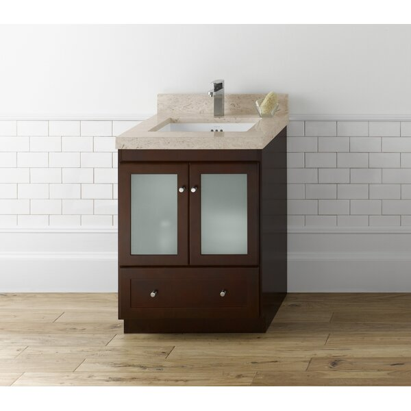 Shaker 24 Single Bathroom Vanity Set by Ronbow