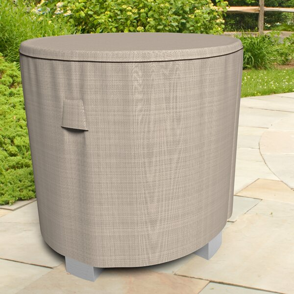English Garden Patio Bar Table Cover by Budge Industries