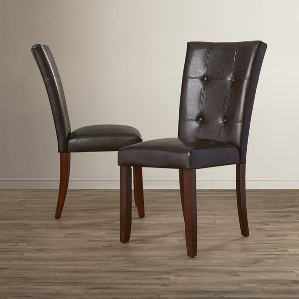Walworth Parsons Upholstered Dining Chair (Set of 2) by Winston Porter