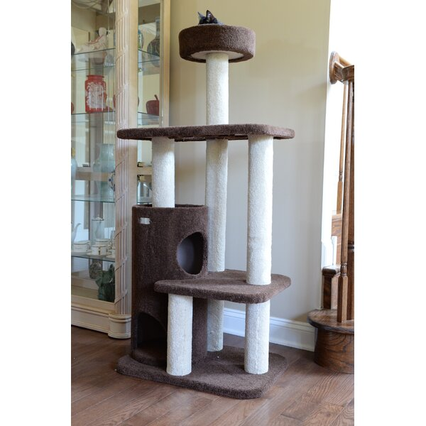 56 Premium Cat Tree by Armarkat