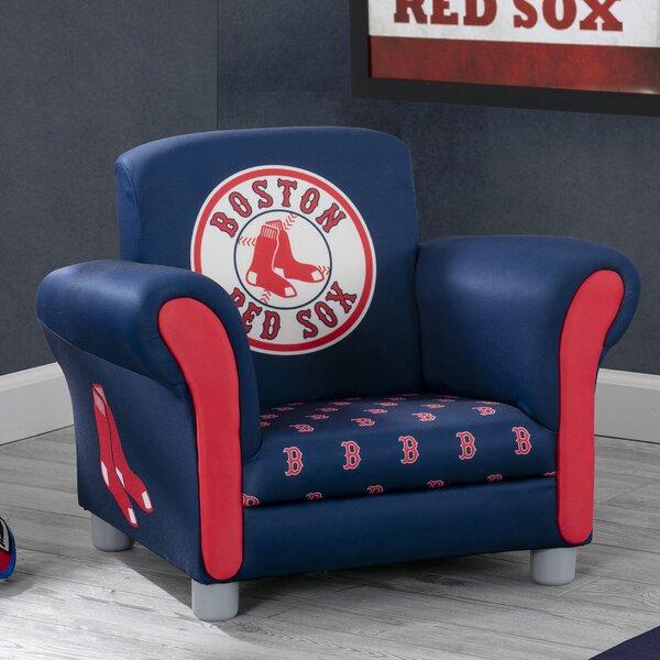 MLB  Boston Red Sox  Kids Chair by Delta Children