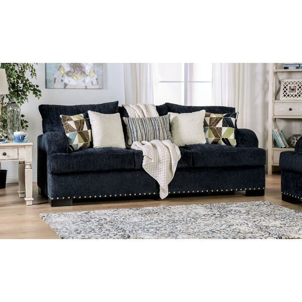 Rosemond T-Cushion Sofa by Canora Grey