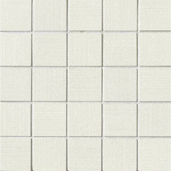 Weston 2 x 2 Porcelain Mosaic Tile in White by Grayson Martin