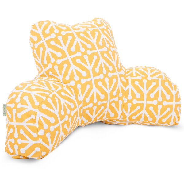 Nerys Indoor/Outdoor Bed Rest Pillow by Ivy Bronx