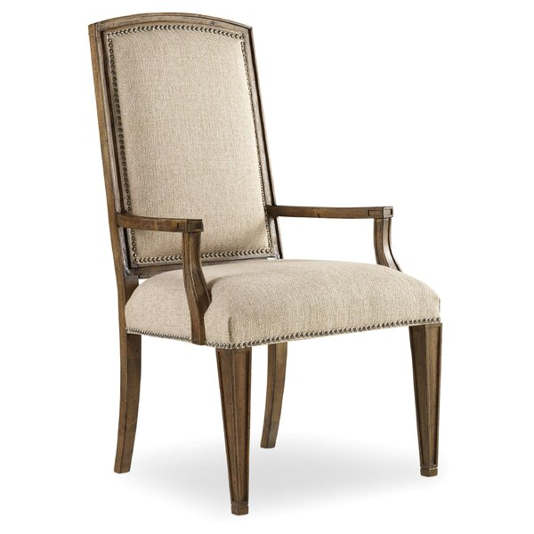 Selma Upholstered Dining Chair (Set of 2) by Hooker Furniture