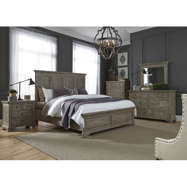 Barkell Panel Configurable Bedroom Set by Darby Home Co