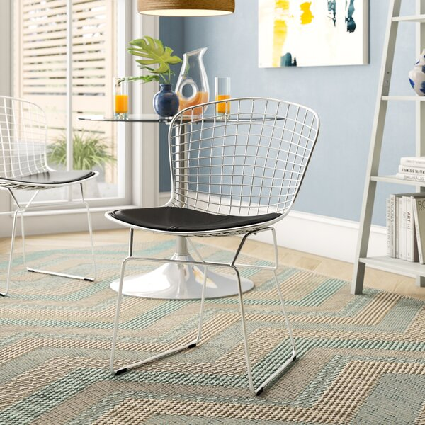 Makris Upholstered Dining Chair (Set of 2) by Ivy Bronx