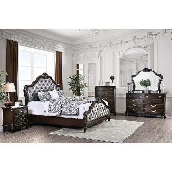 Pineview Sleigh Configurable Bedroom Set by Astoria Grand