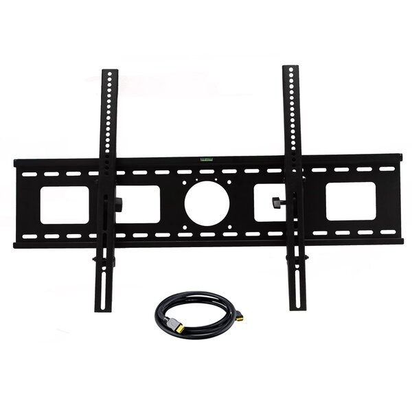 Universal Tilting Wall Mount for 42 - 65 LCD/LED/Plasma Screens by MegaMounts