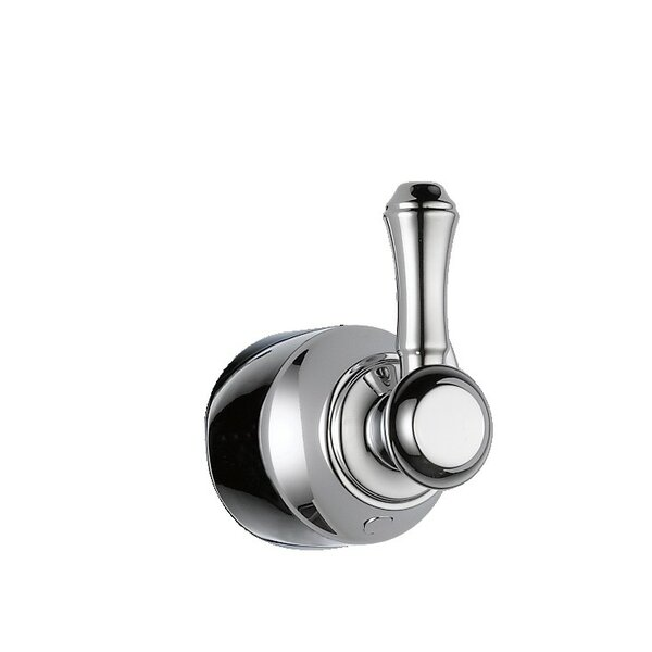 Cassidy Single Level Bath Diverter / Transfer Valve Handle Kit by Delta