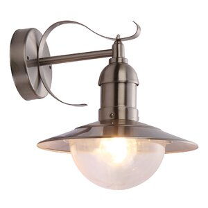 Mixed 1 Light Outdoor Fisherman LightOutdoor Wall Lights   Wayfair co uk. Outdoor Led Spotlights Uk. Home Design Ideas