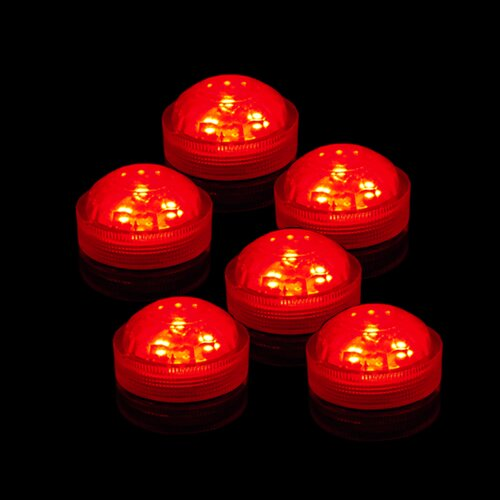 Floral LED Light (Set of 18) by CYS-Excel