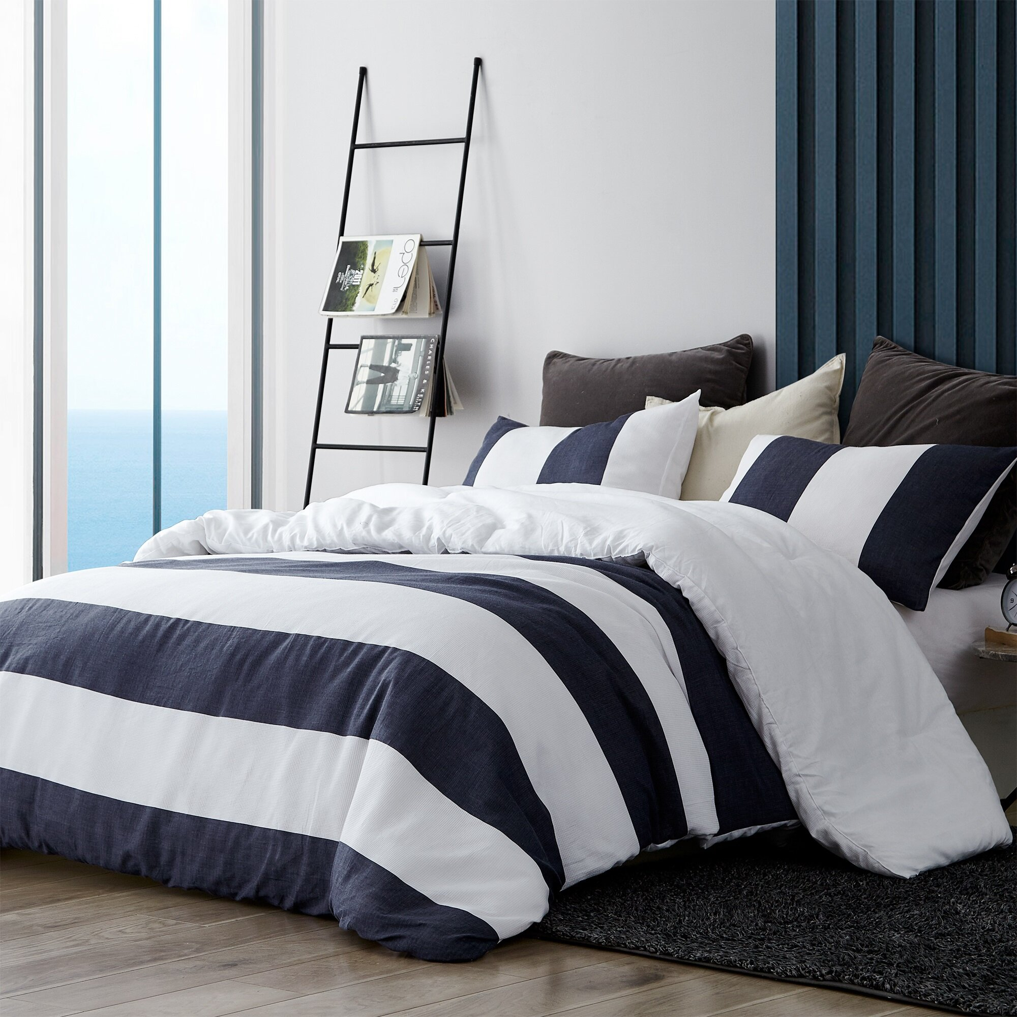 Breakwater Bay Beeler Duvet Cover Set Wayfair