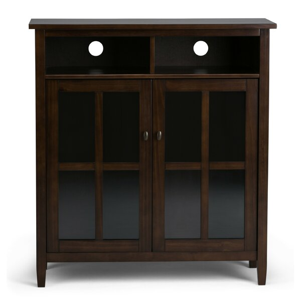 Warm Shaker Accent Chest by Simpli Home