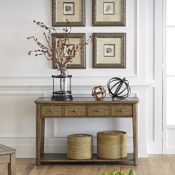 Jalynn Console Table by August Grove