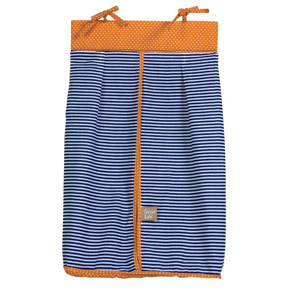 Perfectly Preppy Diaper Stacker by Trend Lab