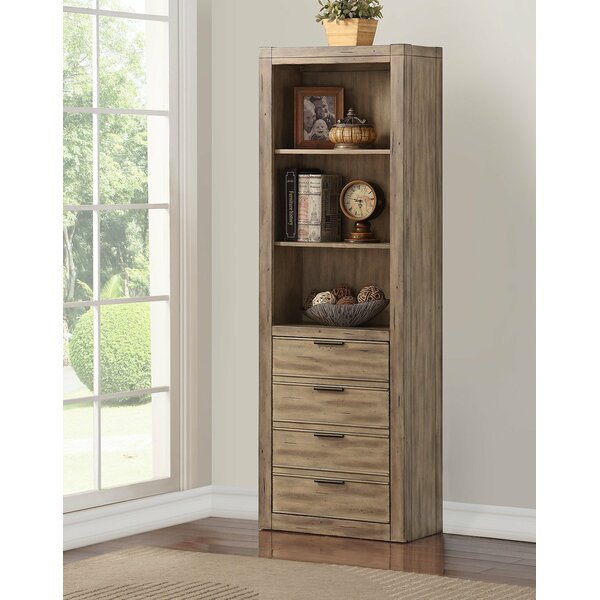 Agastya Standard Bookcase By Gracie Oaks