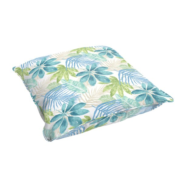 Darcio Indoor/Outdoor Floor Pillow by Highland Dunes