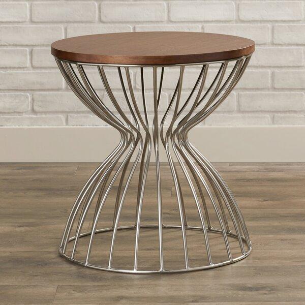 Ikon Miromar End Table by Sunpan Modern Sunpan Modern