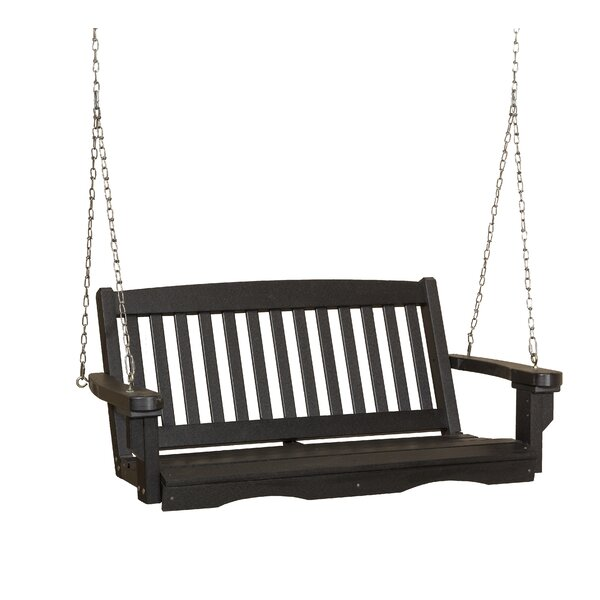 Darbonne Classic Mission Porch Swing By Red Barrel Studio