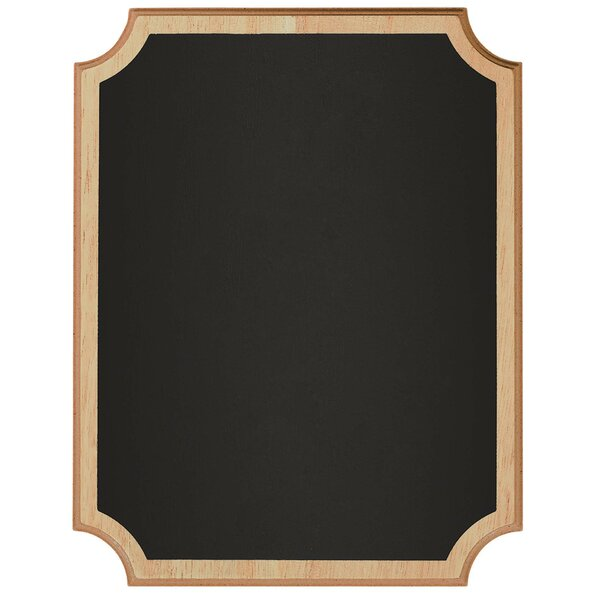 Rustic Natural Easel Free Standing Chalkboard by Amscan