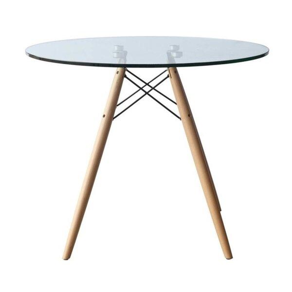 Valkenburg Dining Table by Brayden Studio Brayden Studio
