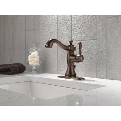 Single Faucet Drain Bronze photo