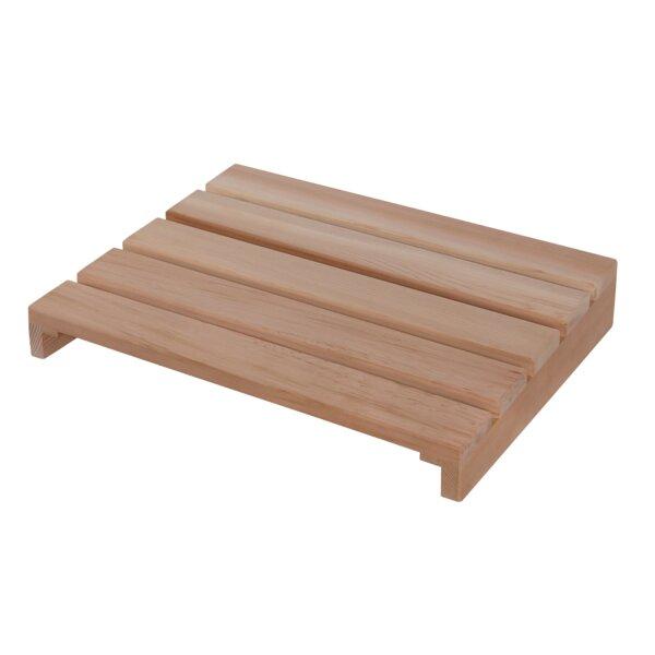 Cedar Headrest by Premium Saunas