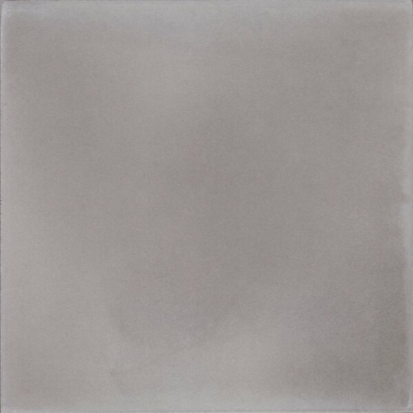 Solid Featherstone 8 x 8 Cement Field Tile in Warm Gray by Villa Lagoon Tile