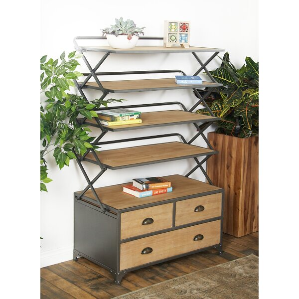 Contemporary Storage Shelving Unit by Cole & Grey
