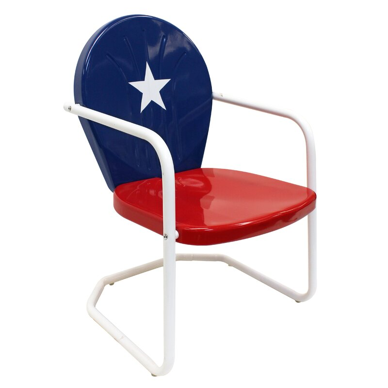 Wrought Studio Texas Retro Chair