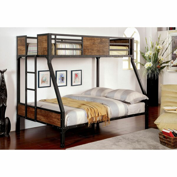 Espanola Twin Over Full Bunk Bed by Harriet Bee